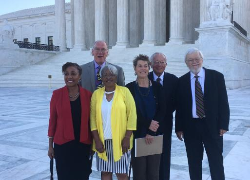 Partisan Gerymandering Plaintiffs at U.S. Supreme Court